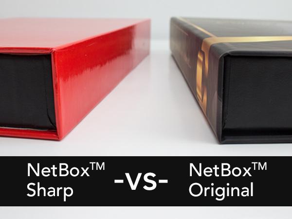 Sharp vs Original