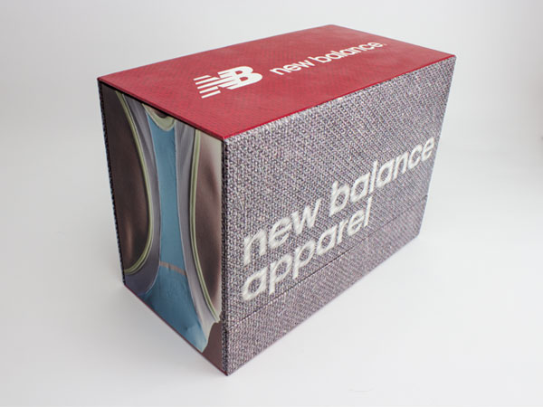 New Balance Front Open Box