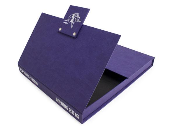 Minnesota Vikings Gate Fold Box
