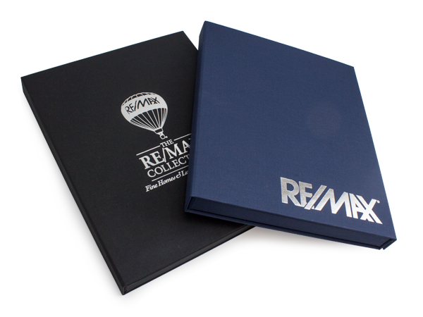 REMAX Foil Stamped Magnetic Box