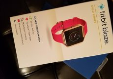Magnet Boxes: FitBit Blaze Packaging Review