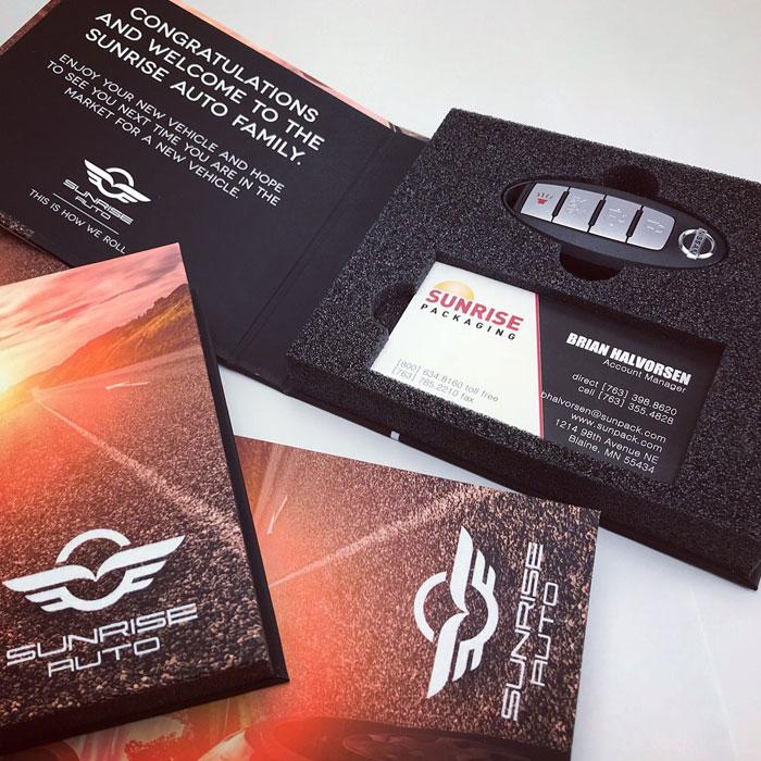 Key Fob Packaging