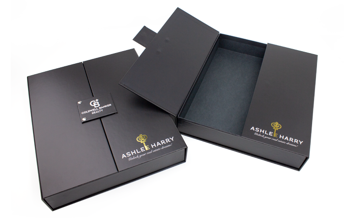 Luxury Packaging for Coldwell Banker Realty