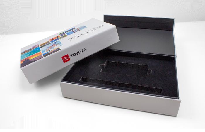 Toyota Promo Gift Box