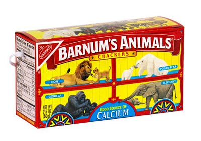 Barnum S Animal Crackers The Custom Luxury Packaging Experts