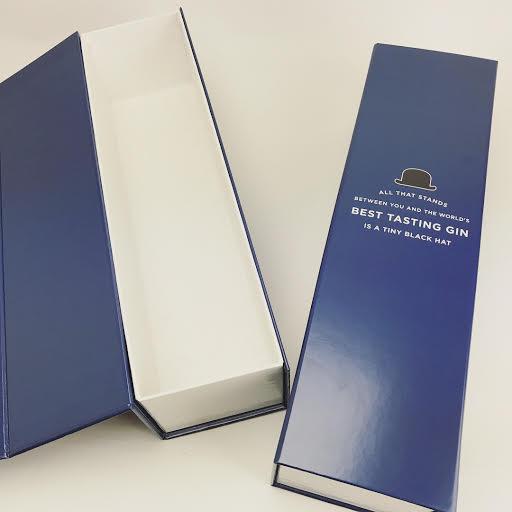 Unique liquor packaging