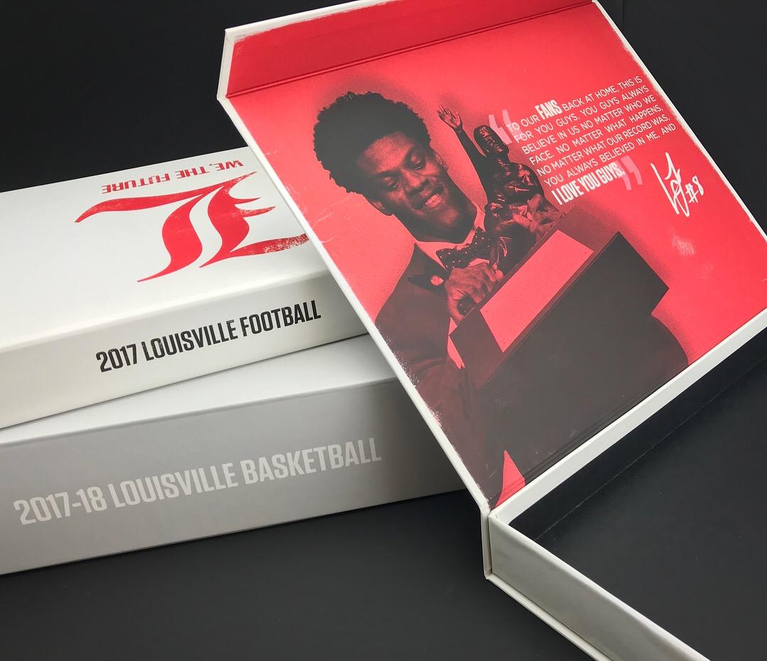 Kentucky Sports Packaging
