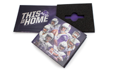 ACU Football, USB Packaging